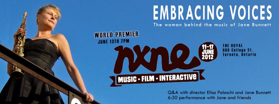 Embracing Voices world premier